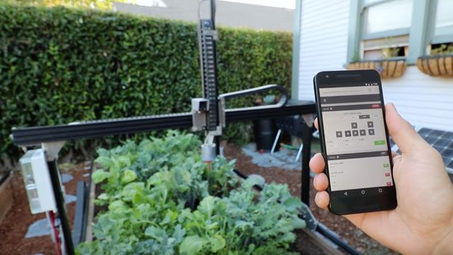A Robot Farmer for Your Home | Science & Technology