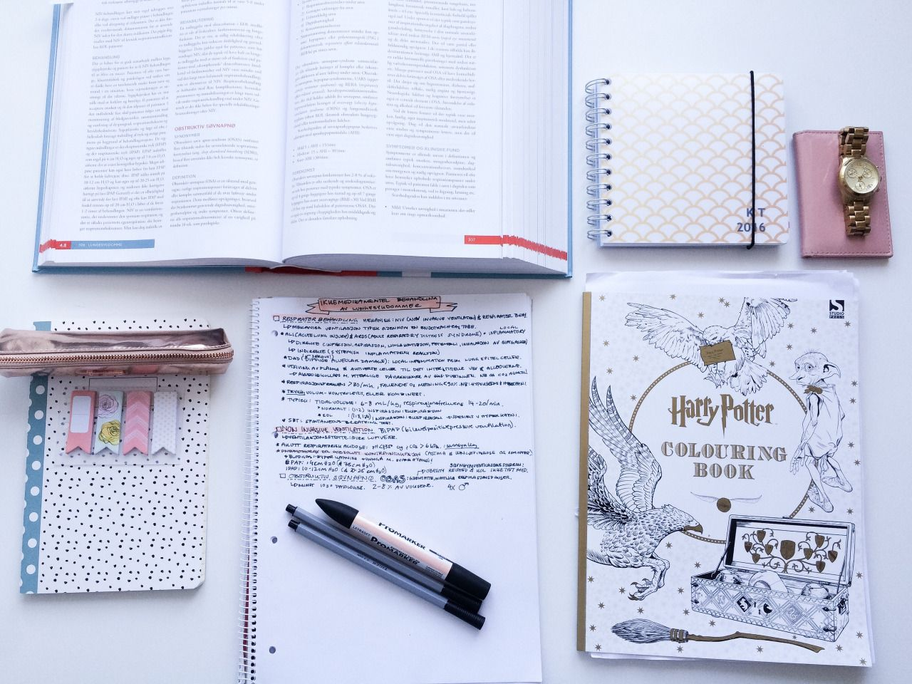 Study Diary Of A Medstudent Photo