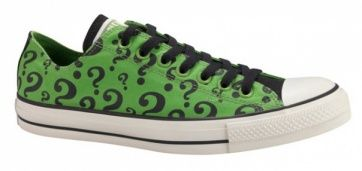 1265a2c421f1 Riddler Converse ! I simply must have these