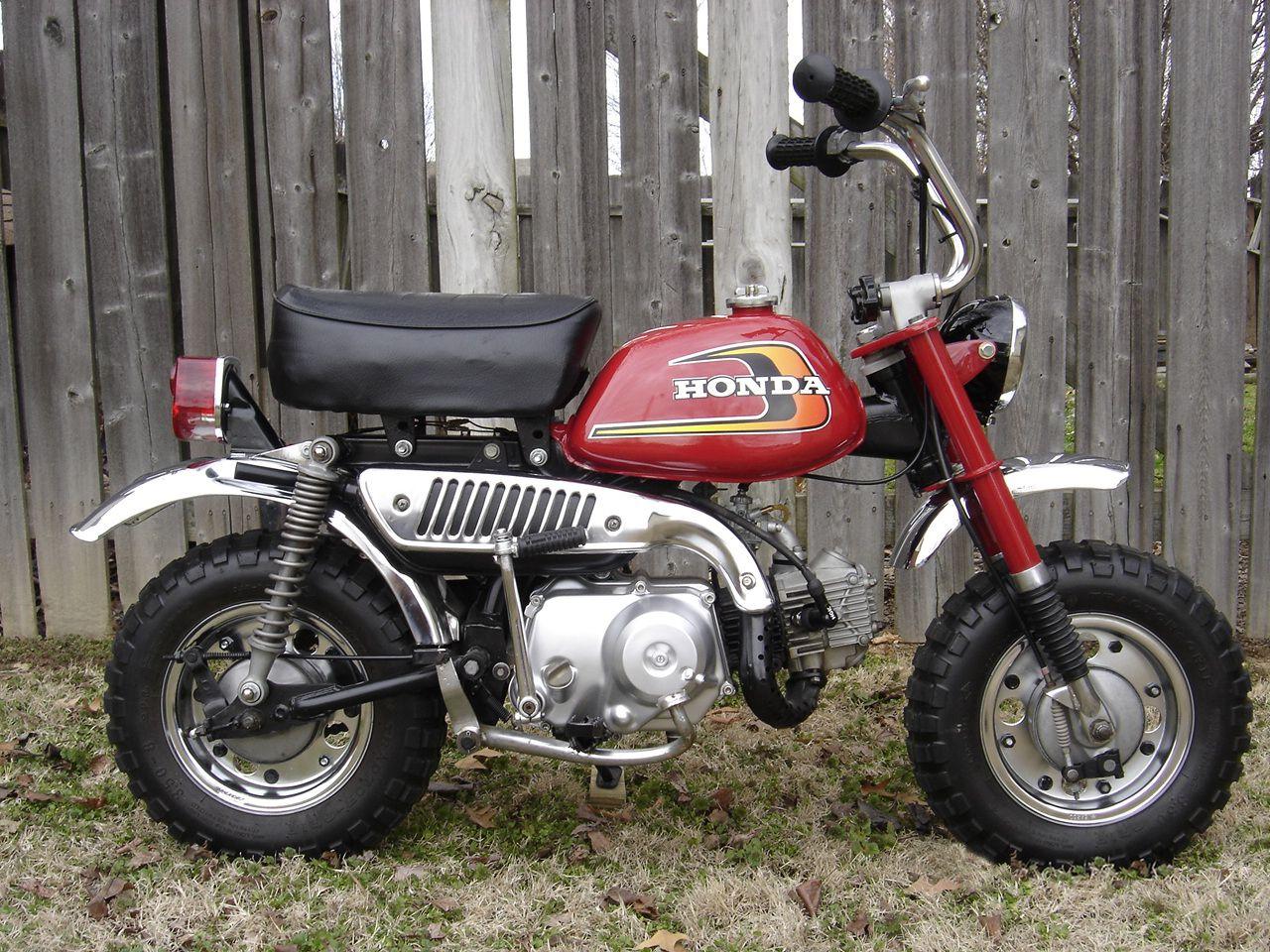 Honda Z50  The Honda Z