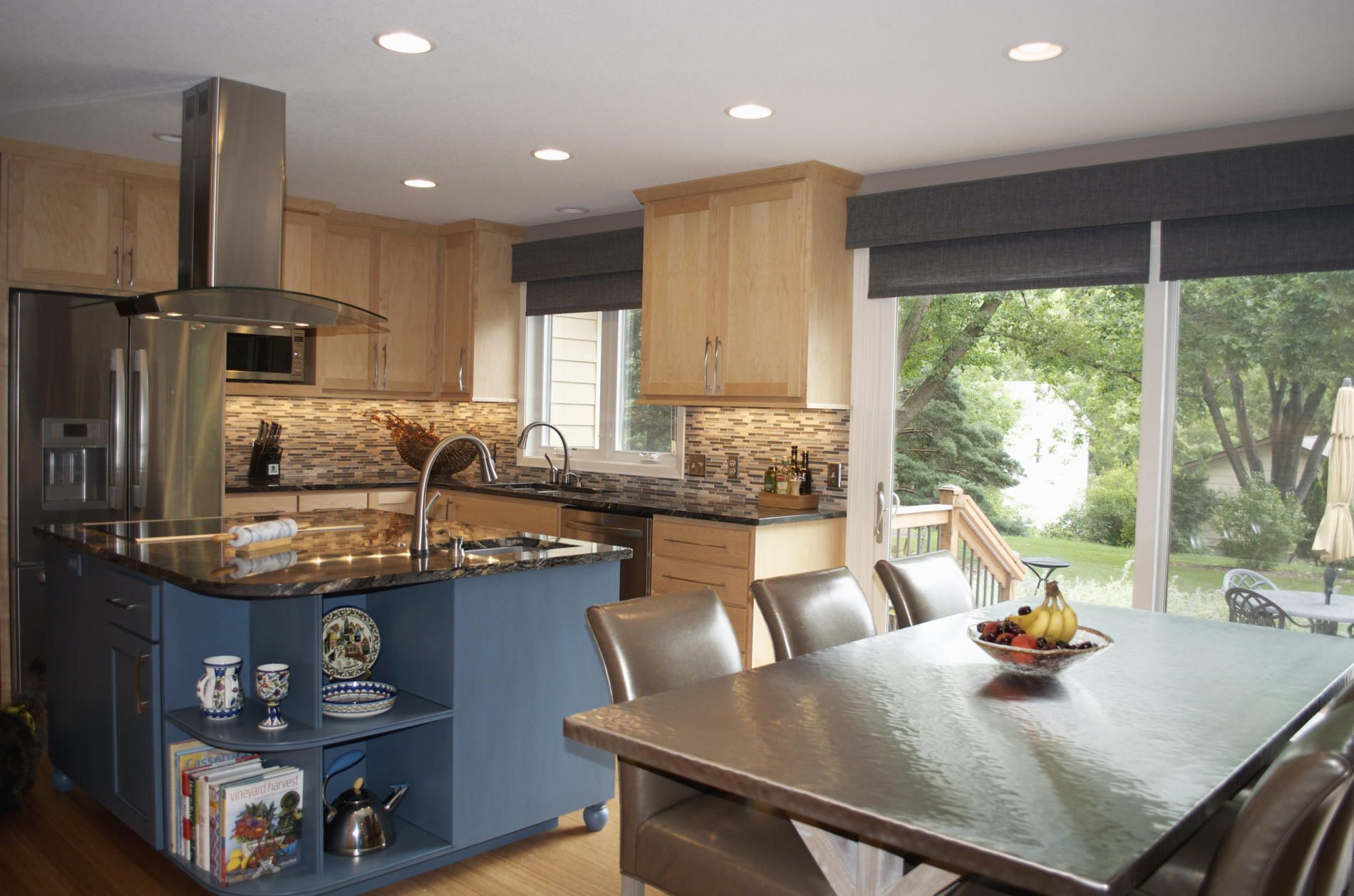 Küchenideen 2018 mit insel küchengrundrisse mit insel große moderne küche günstig küchen