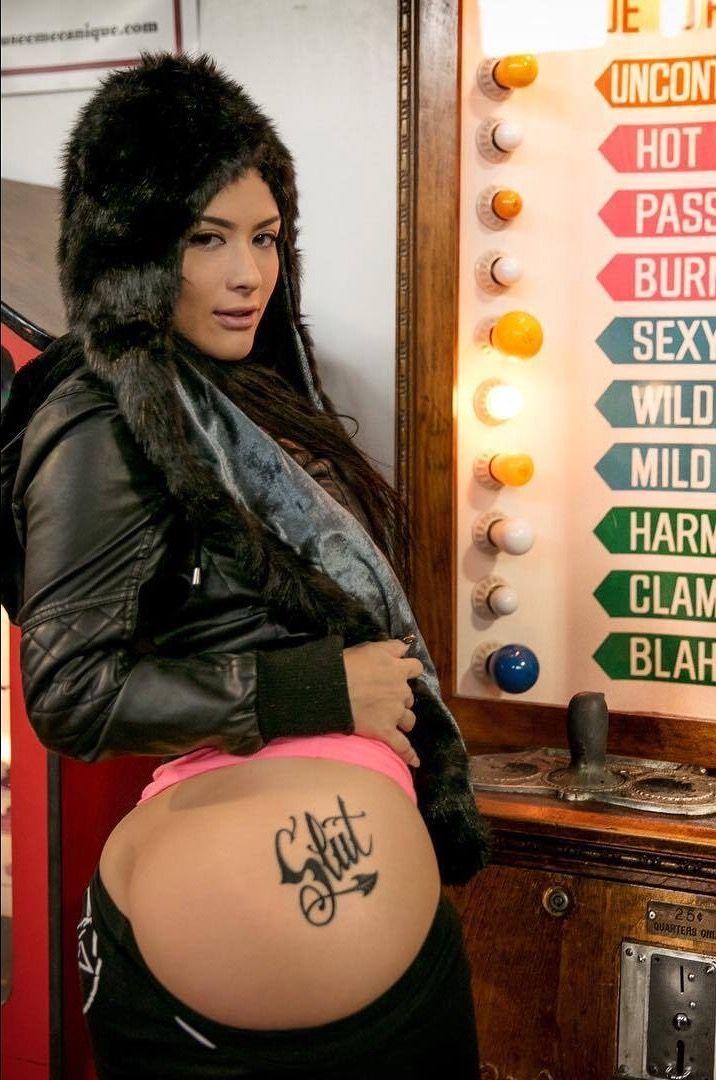 Hipster girls tattoos hot