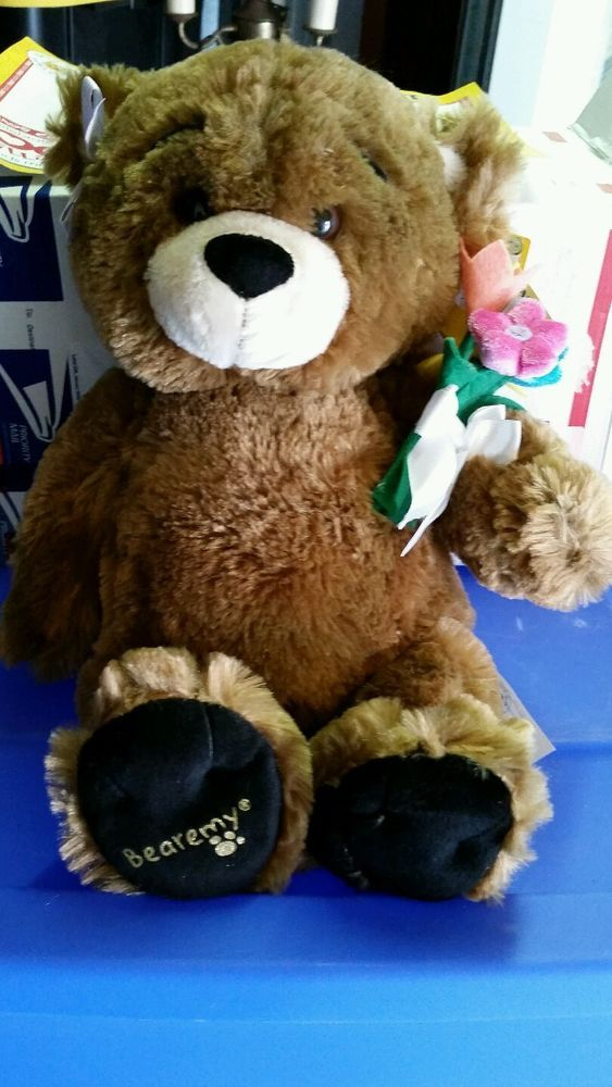 New Build A Bear From Build A Bear Workshop With Birth Certificate