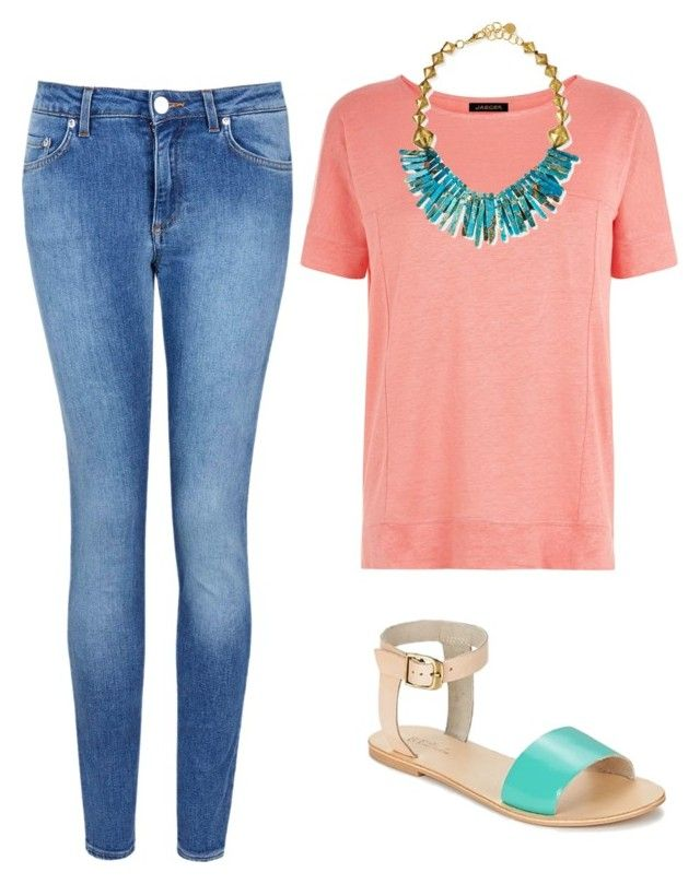 """""""Weekend Style 1"""" by chocoqt on Polyvore"""