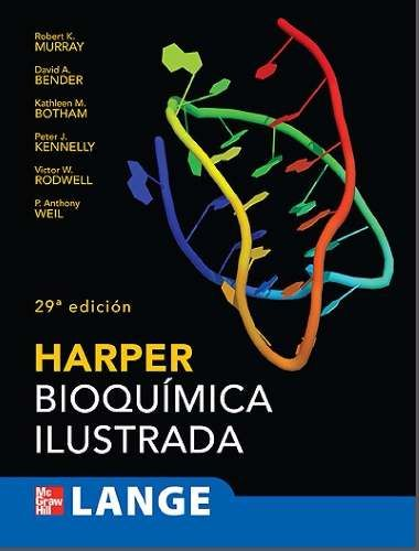 Bioquimica De Harper 29 Edicion Pdf Bioquimica Libros Libros