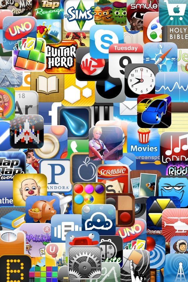 Apple Apps Iphone Wallpaper App Apple Apps Apple Wallpaper Iphone