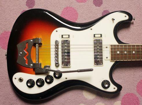 wurlitzer cougar 2 vintage guitars guitar vintage guitars cool electric guitars. Black Bedroom Furniture Sets. Home Design Ideas