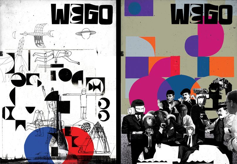 WEGO Posters 2 by Neasden Control Centre