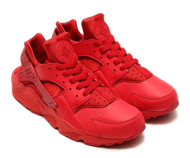 Nike Air Huarache Red   SneakerFiles