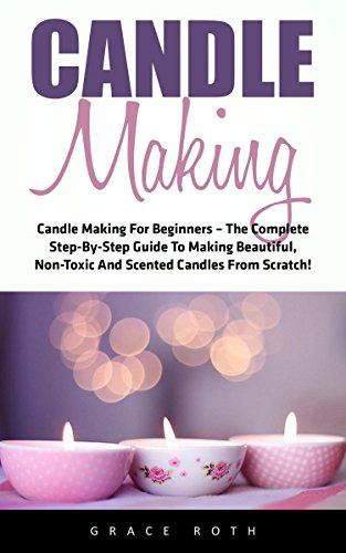 FREE TODAY  -  04/28/2017:  Candle Making: Candle Making For Beginners – The Complete... https://www.amazon.com/dp/B01FW5F9X0/ref=cm_sw_r_pi_dp_x_8t.azb9DPEV3V
