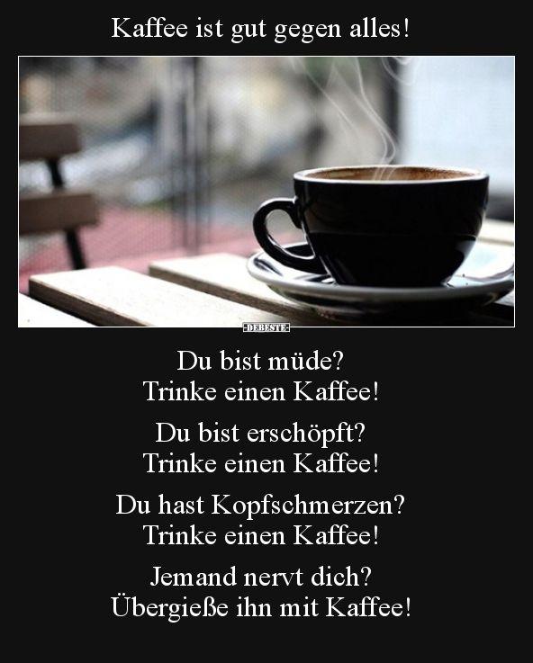 Lustige Kaffee Sprüche Bilder