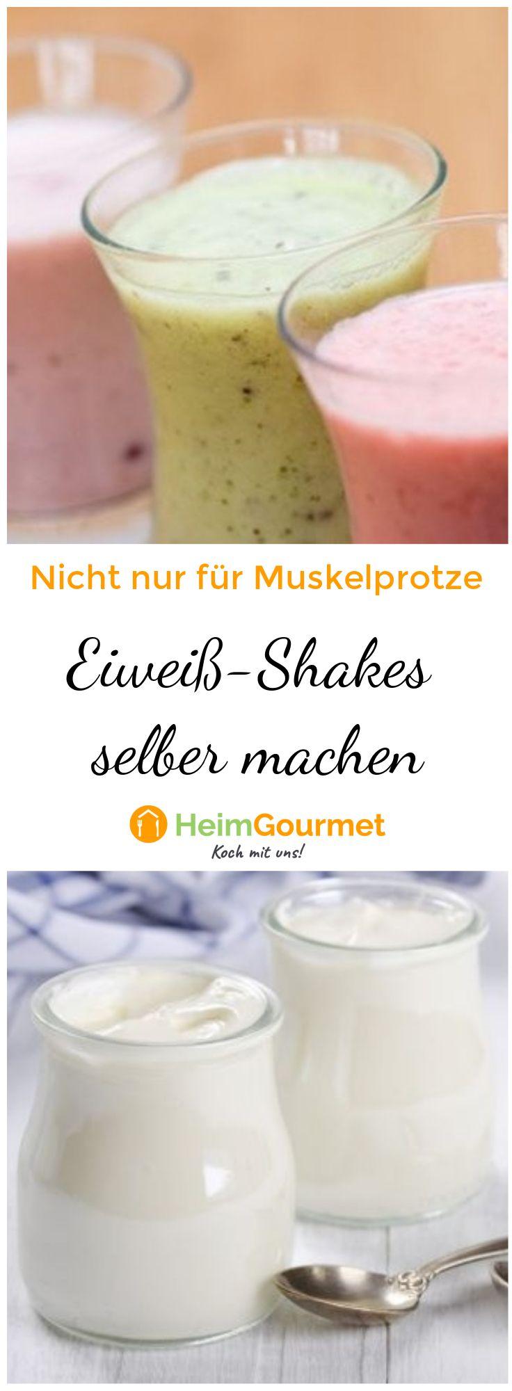 diy protein shakes wir erkl ren euch wie man einen eiwei shake ganz einfach selber machen kann. Black Bedroom Furniture Sets. Home Design Ideas