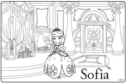 Disney Junior Sofia The First | Sofia the First Party | Pinterest