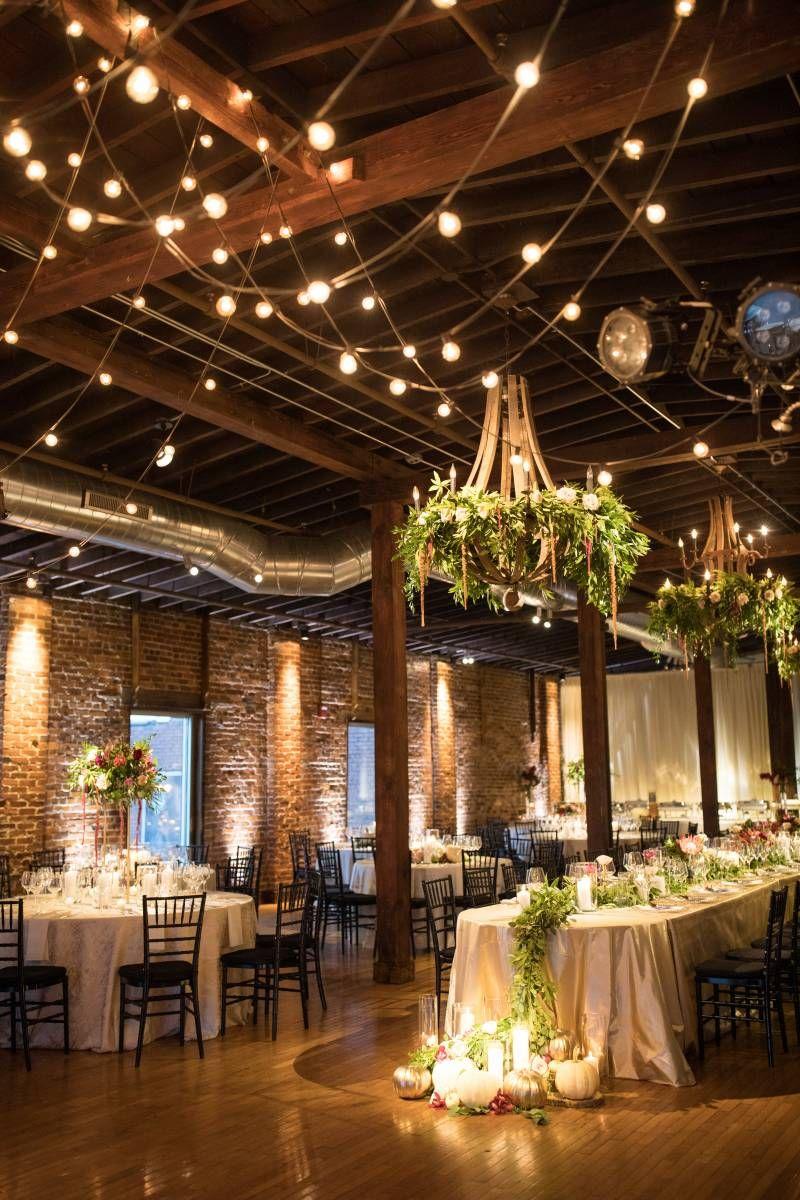 Enchanting Cannery Ballroom Wedding Ballroom wedding