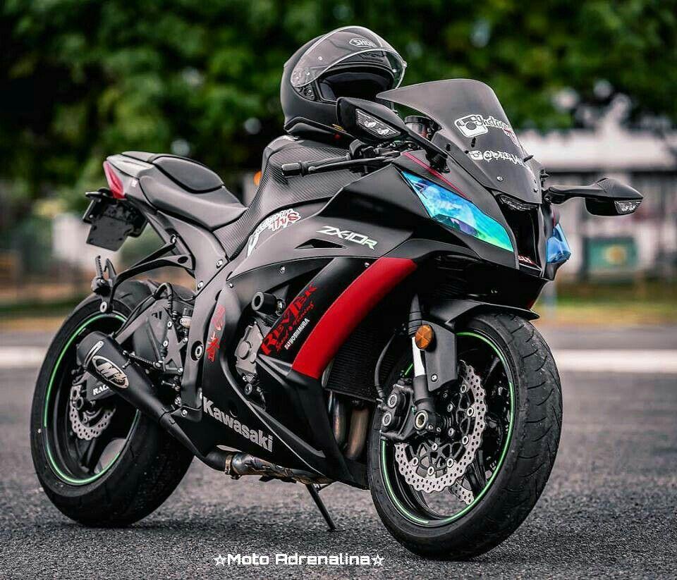 Kawasaki Ninja Zx10r Custom Sport Bikes Motorcycle Ninja Bike