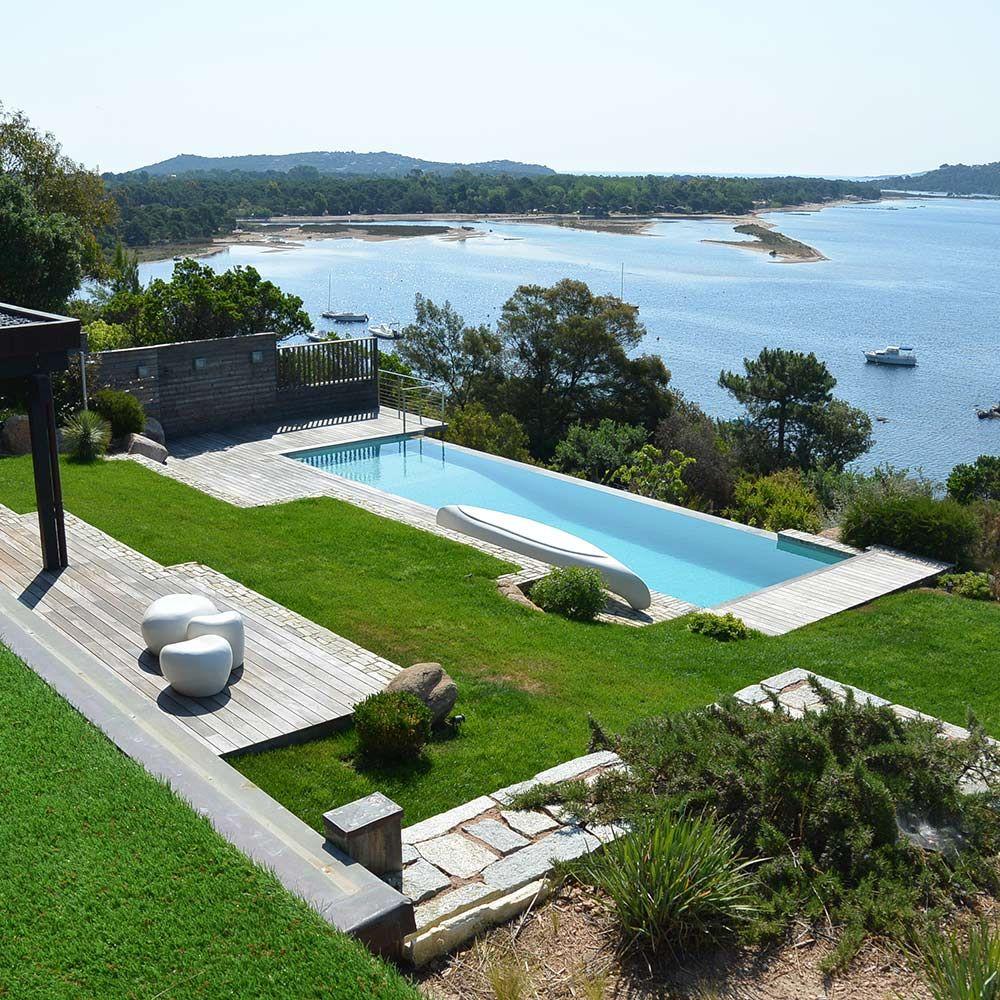 Villa Golfo di Stagnolu, une location de rêve en Corse. | La Corse ...