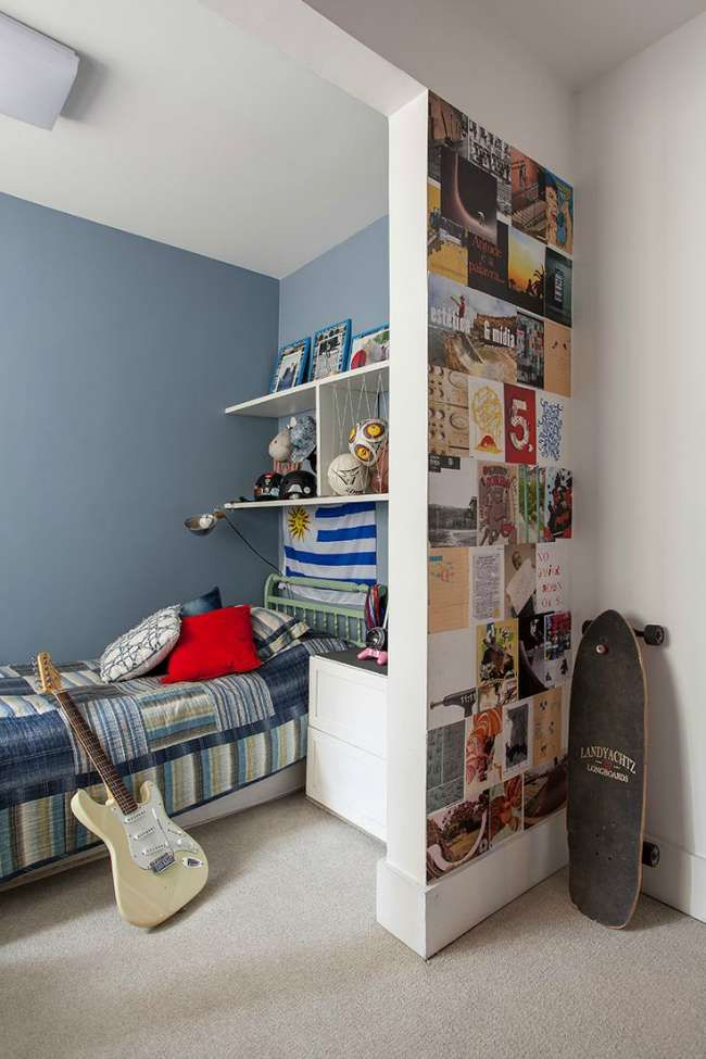 20 Habitaciones De Adolescentes Habitaciones Juveniles Decoracion Habitacion Matrimonio