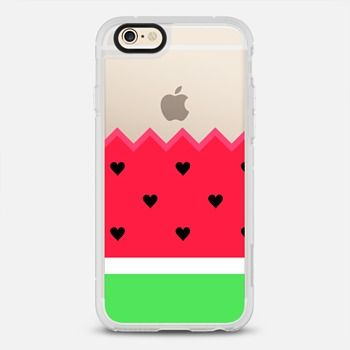 I Love Watermelon Transparent