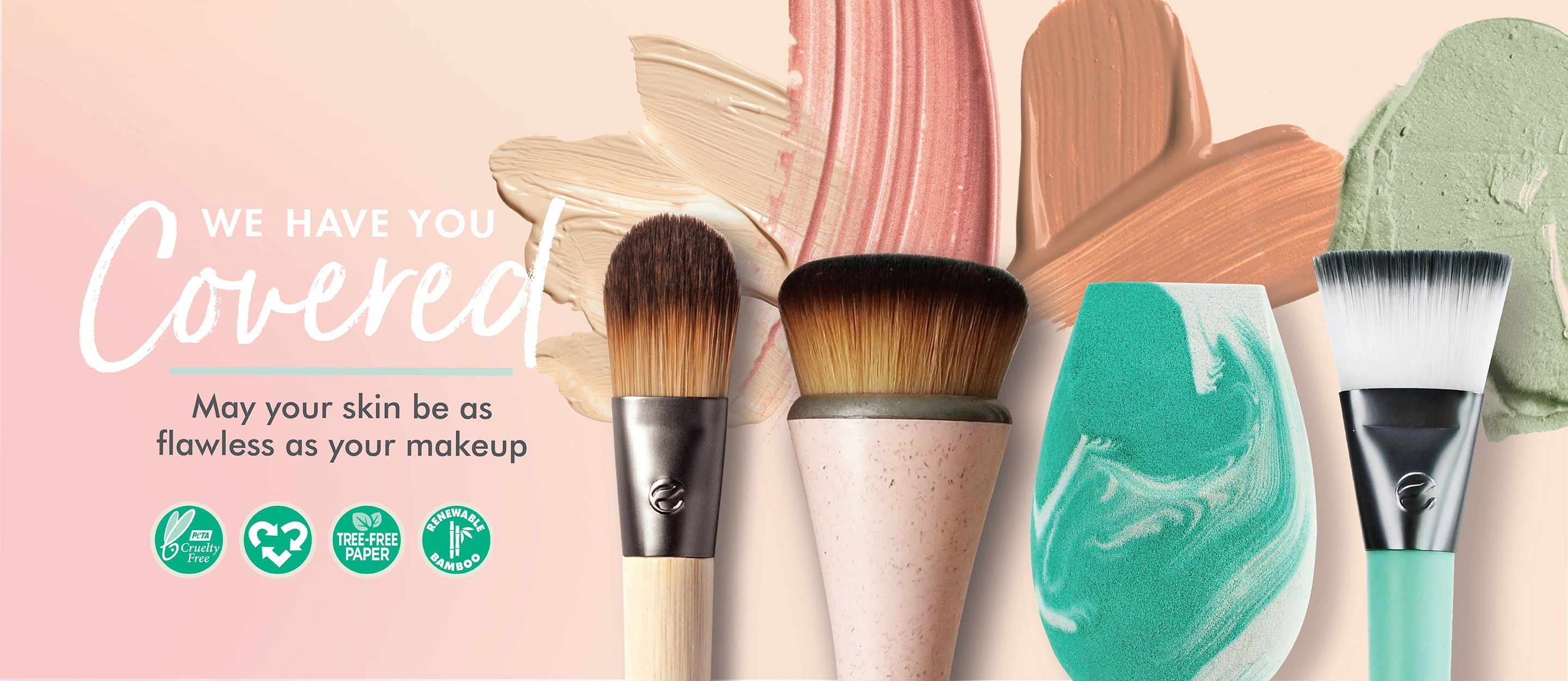 Vegan Makeup Brushes Natural Beauty Products EcoTools