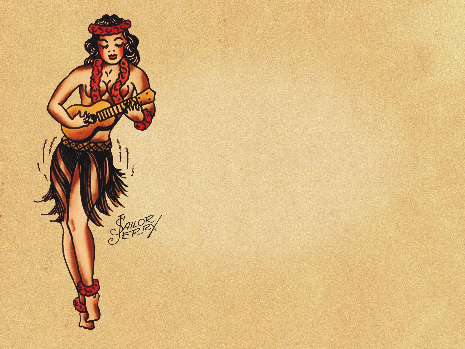 Sailor Jerry Wallpaper | loopele.com