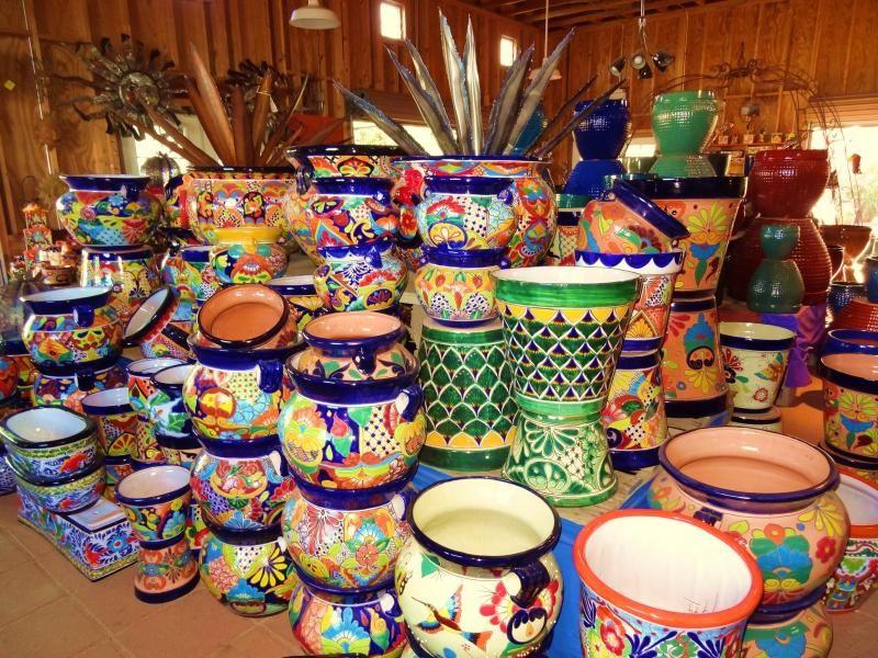 Superior Artesano  A Mexican Talavera Pottery Market In OKCu0027s Historic .