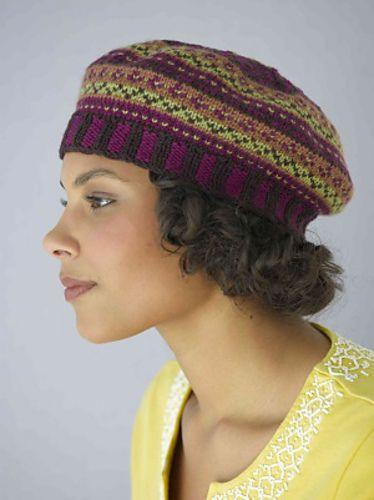 Pemberly Tam   Knit - Hats   Pinterest