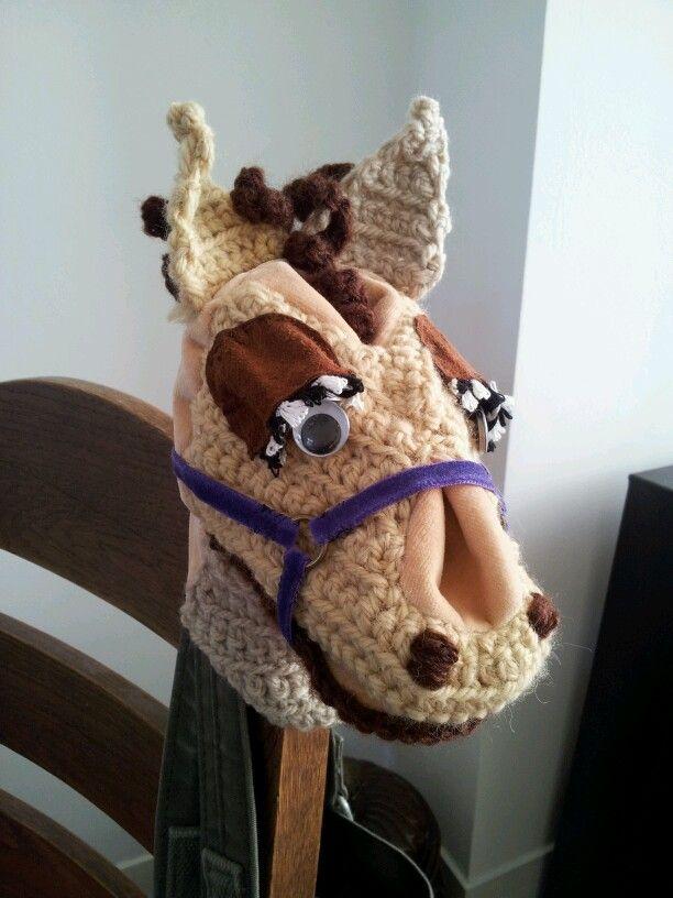 Paardje voor Jeaantje...
