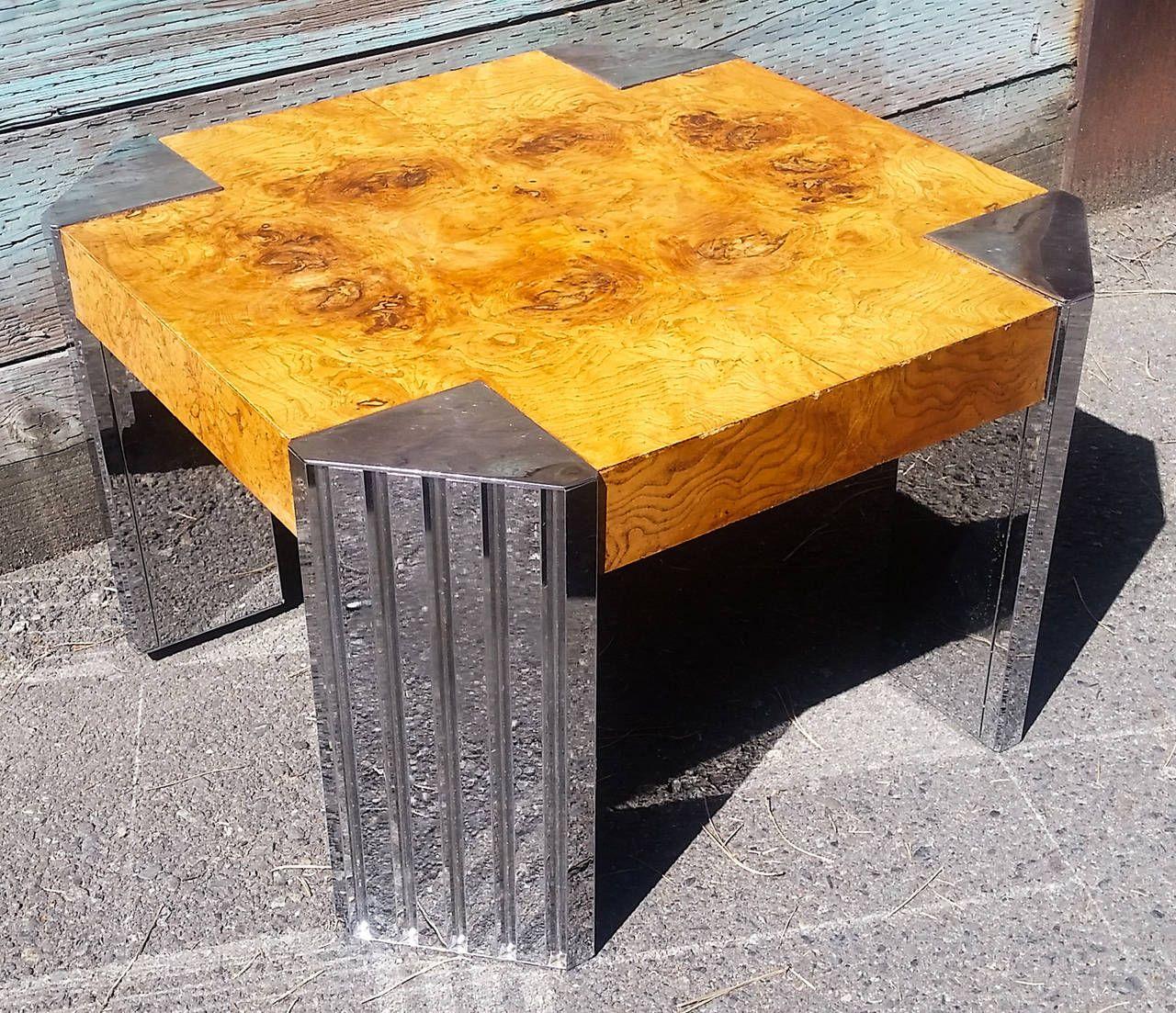 Park Art My WordPress Blog_Milo Baughman Style Coffee Table