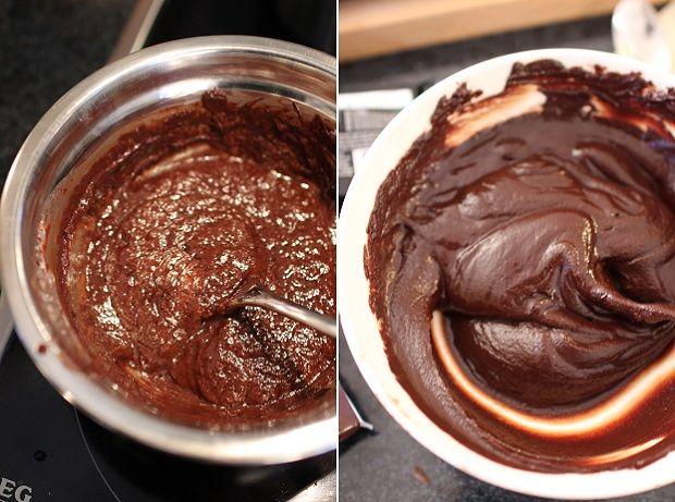 Wicked sweet kitchen: Taivaallinen suklaamoussejuustokakku oreopohjalla