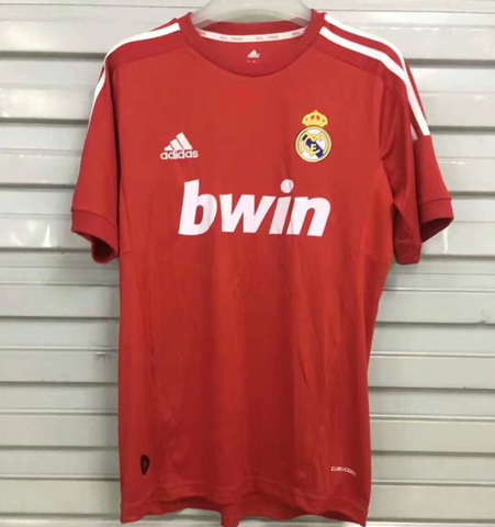 Real Madrid 2012 Champions League Retro Men Soccer Jersey Personalized Name And Number Retro Men Real Madrid Real Madrid Soccer