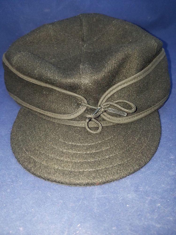 68edef94f32 Stormy Kromer Original Wool Cap