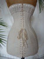 """german """"triumph"""" corset ca 1912 rare corset of the"""