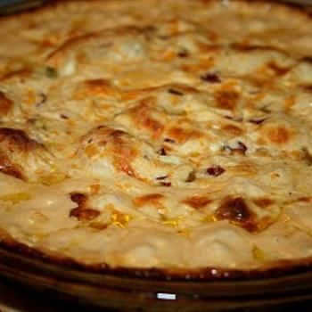 Party! Mississippi Sin Dip Deep South Dish.  #appetizers #tailgate #football #superbowl #recipes