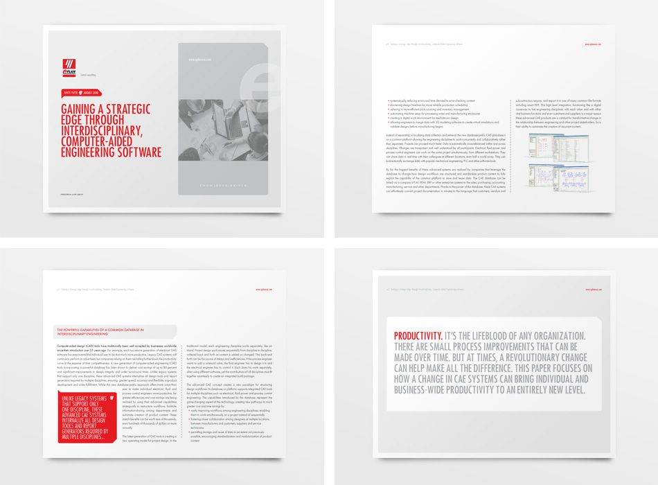 ePlan - White Paper Template - Image 1 Marketing resources - white paper templates