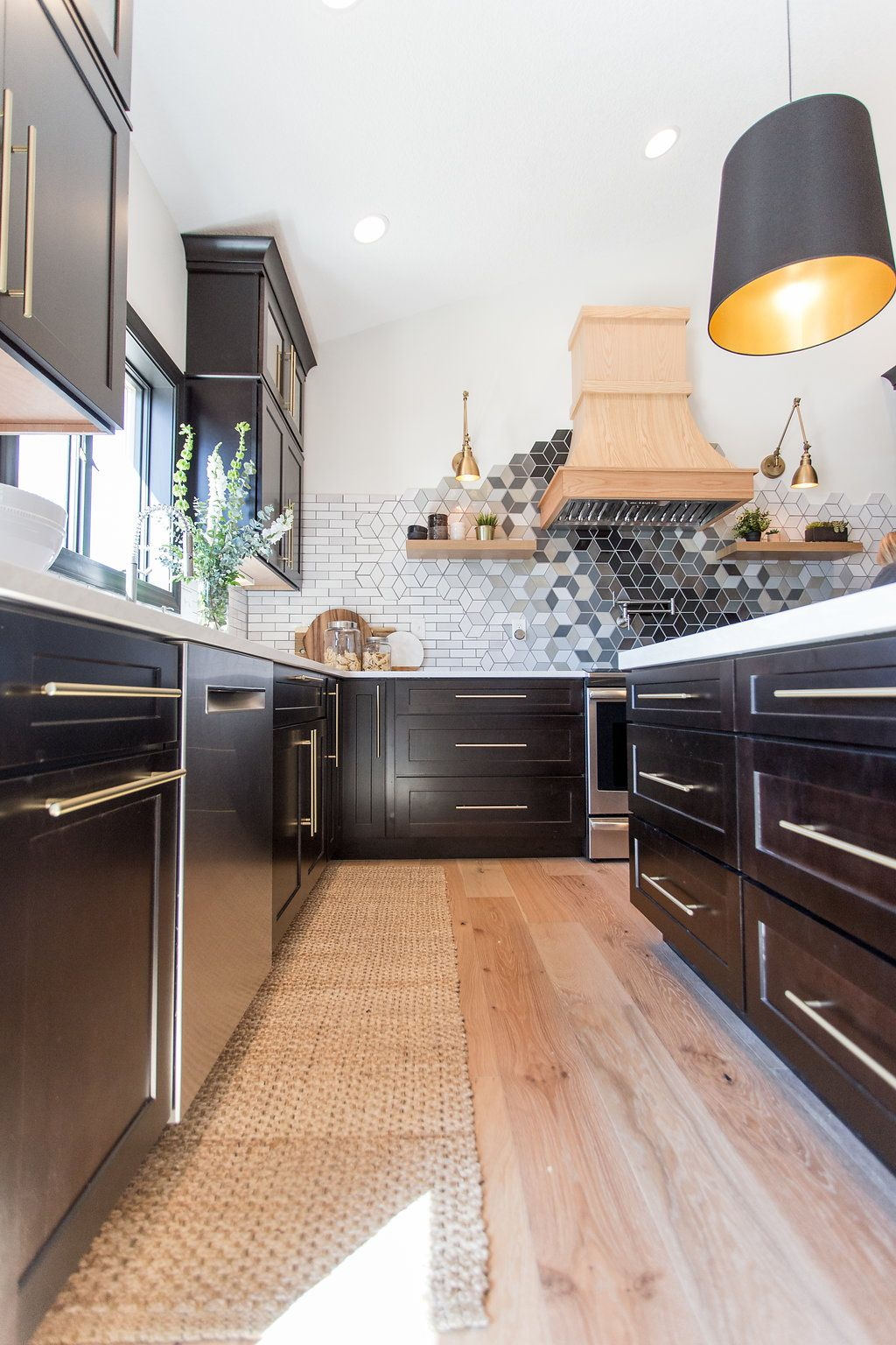 Our Kitchen Remodel Diy Blog Group Board Pinterest How To Lay A Hardwood Floor Floors Construction2style