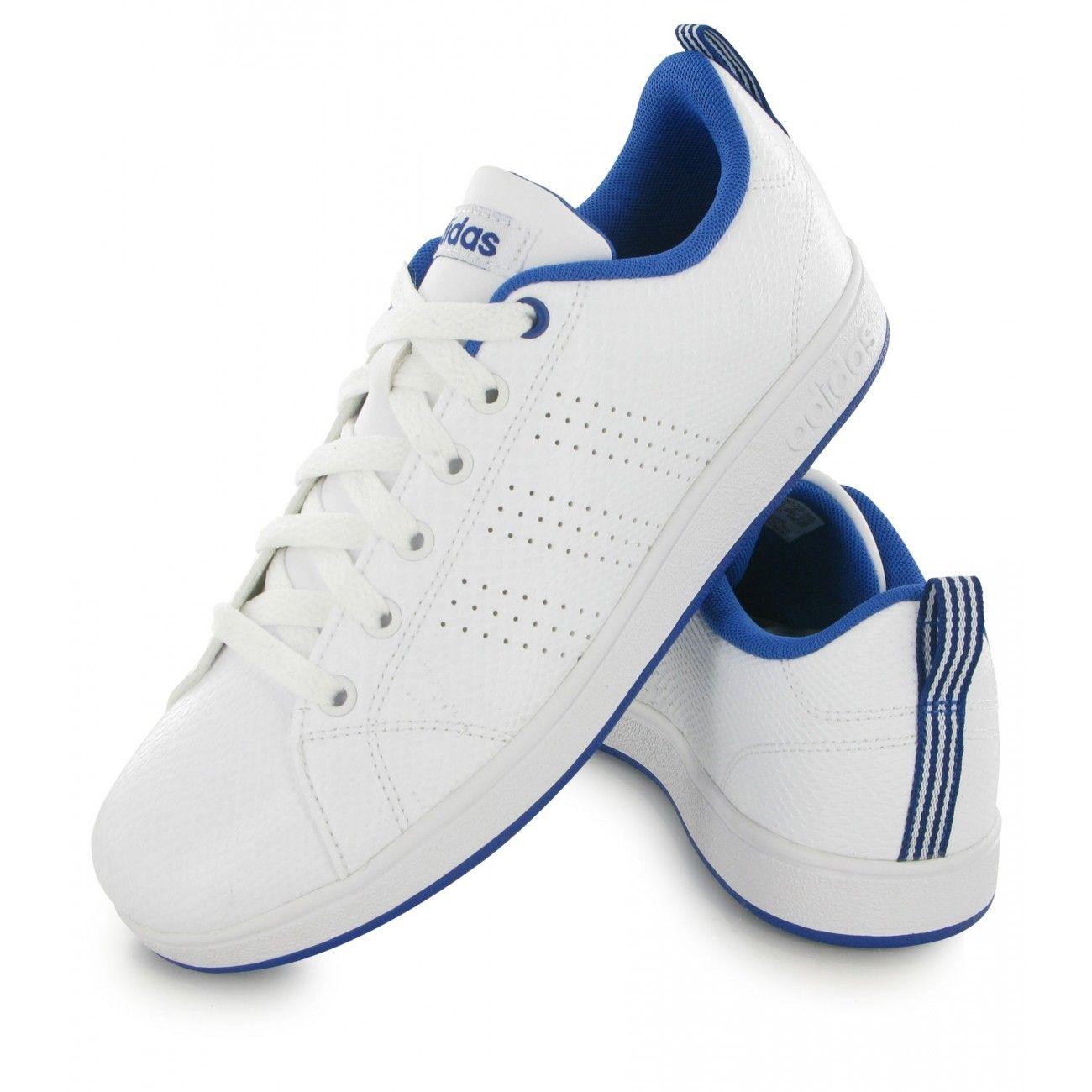 Mode- Lifestyle enfant ADIDAS NEO Adidas Neo Advantage Vs blanc ... 943af13520d65