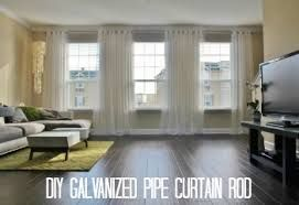 Image result for industrial stlye curtains