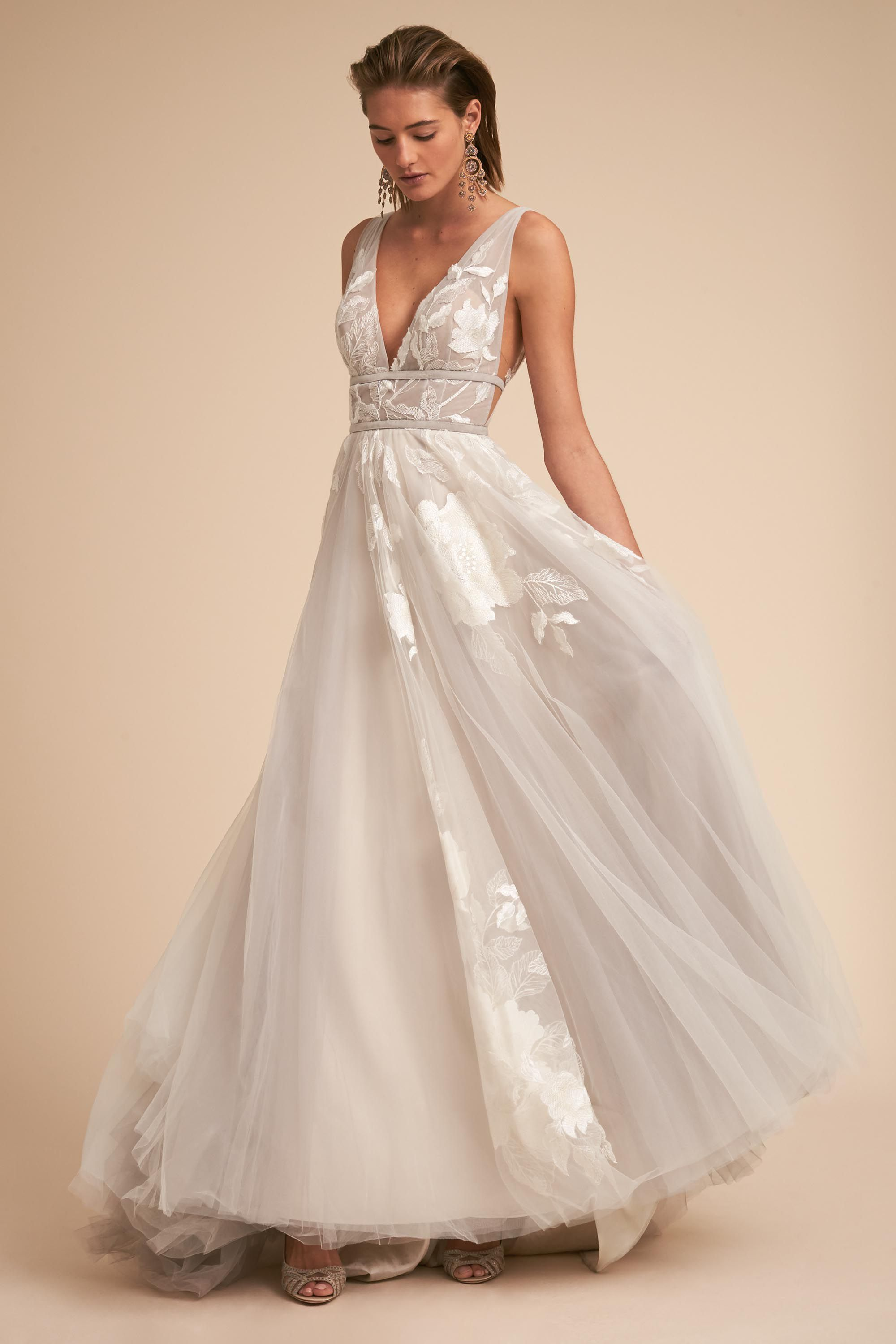 Willowby By Watters Hearst Gown Bhldn Wedding Dress Wedding