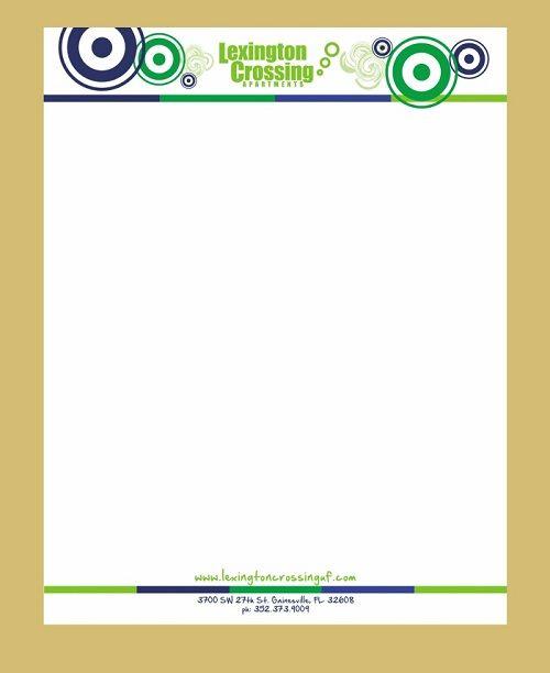 personal letterhead designs
