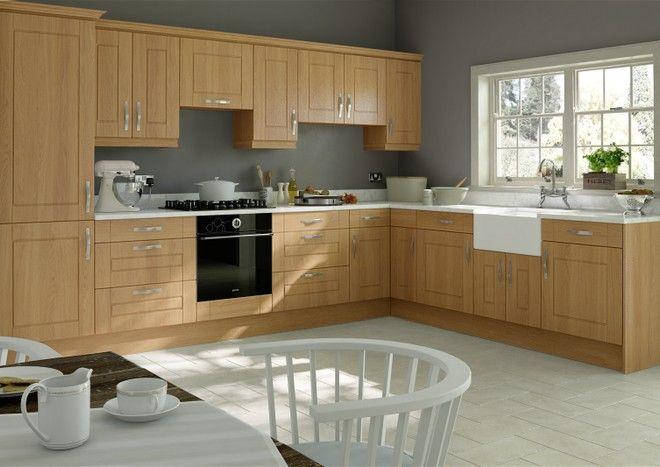 Trends Fairlight Lissa Oak Kitchen Doors From 4 29 Kitchen Door