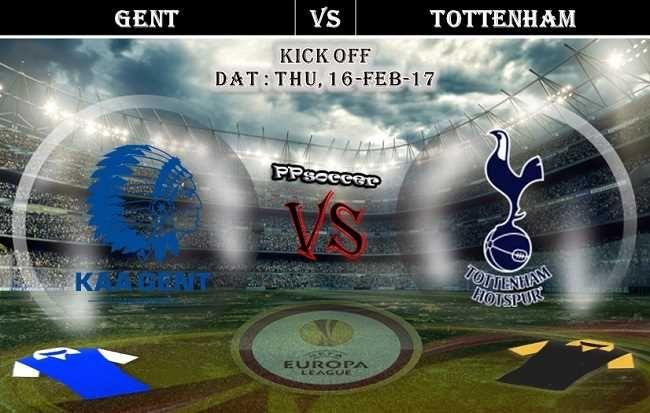 KAA Gent vs Tottenham Prediction 16.02.2017 | PPsoccer
