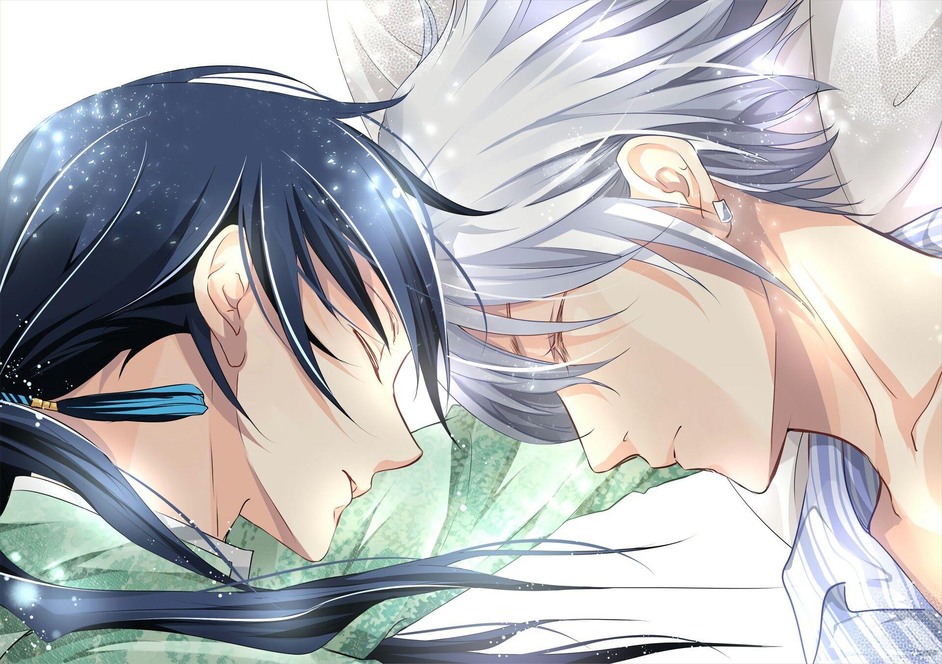 Spiritpact Soul Contract Anime Manga Chinese Manhwa Shounen