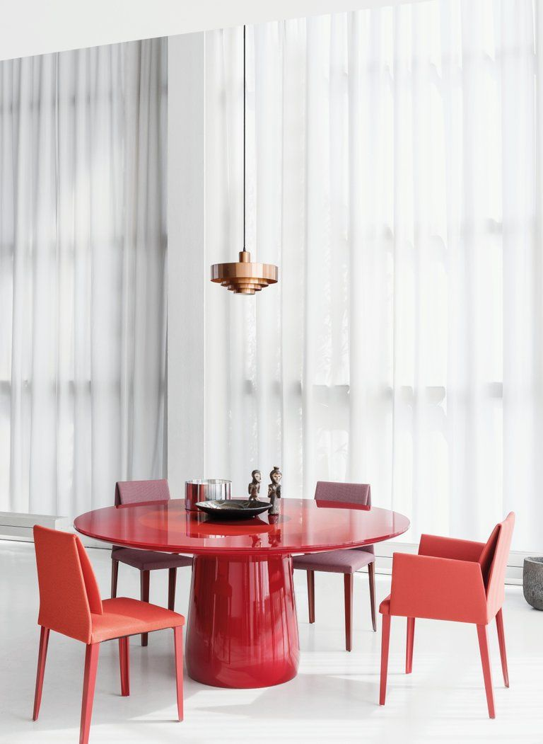 Designer Dining Tables Luxury Italian Round Lacquered Designer Dining Table Jxyhxfx Round Dining Room Luxury Dining Tables Modern Dining Room Set
