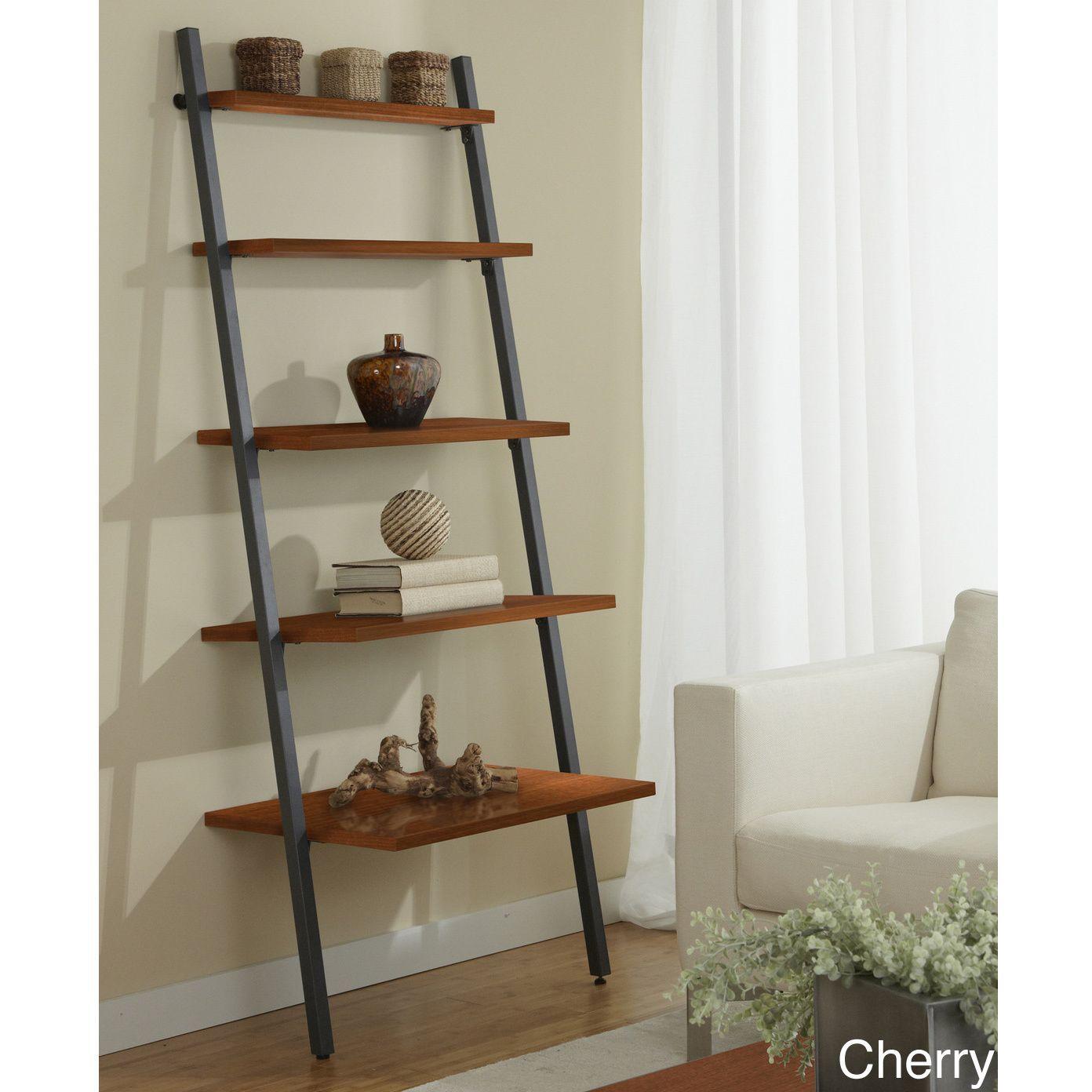 Jesper office inch tiered ladder bookcase by jesper office