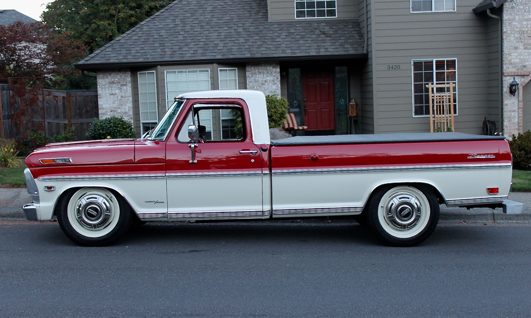 1969 Ford F 250 Camper Special 4 Speed Welcome To Slamda Lamda Flatbed