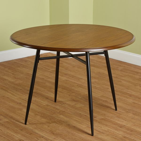 Simple Living Milo Mixed Media Round Dining Table - Overstock™ Shopping - Great Deals on Simple Living Dining Tables