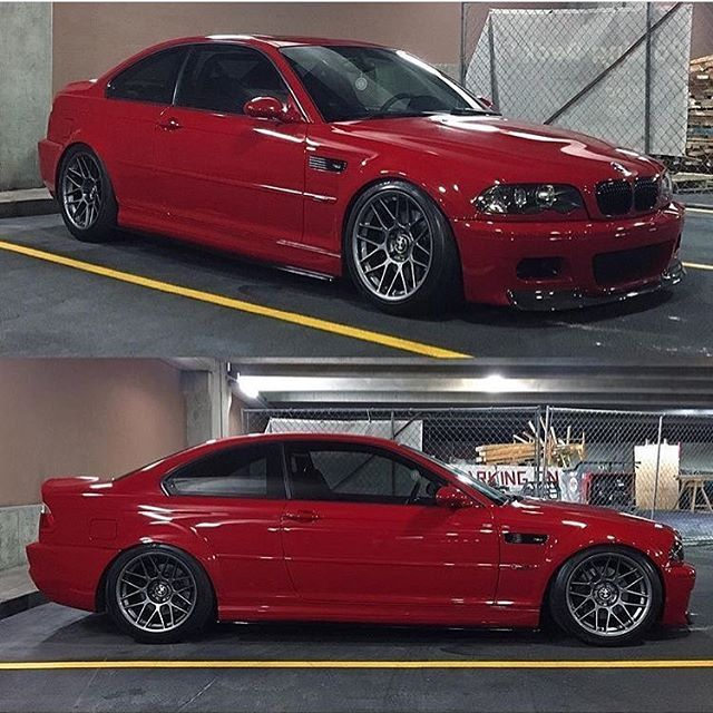 Bmw Z4 Red: E46 Imola Red CSL