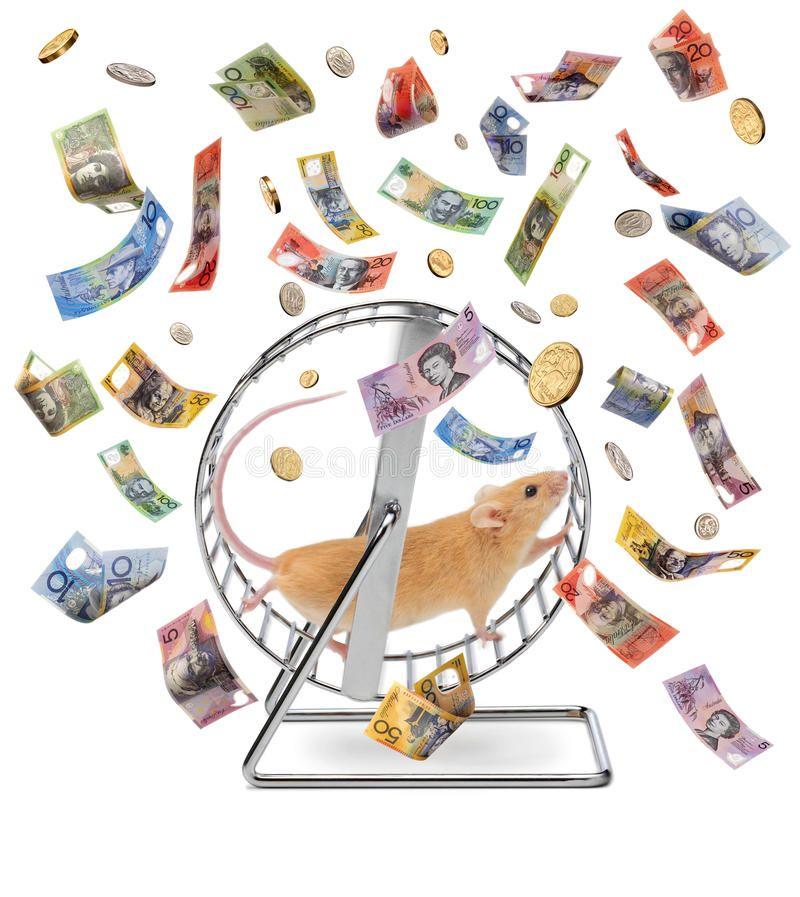 Waste Time Money Superannuation Work Life Economy Gig