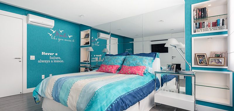 AnneBáril_Apartamento Porto Alegre VI - Dormitório feminino
