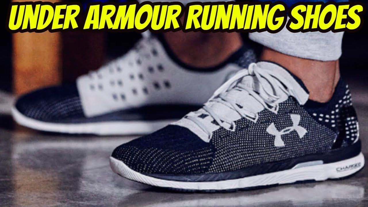 ▻Top 7 Under Armour Running Shoes Of